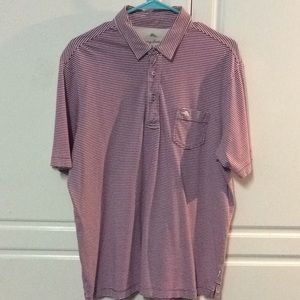 Tommy Bahama Relax Cotton 3 Button Polo